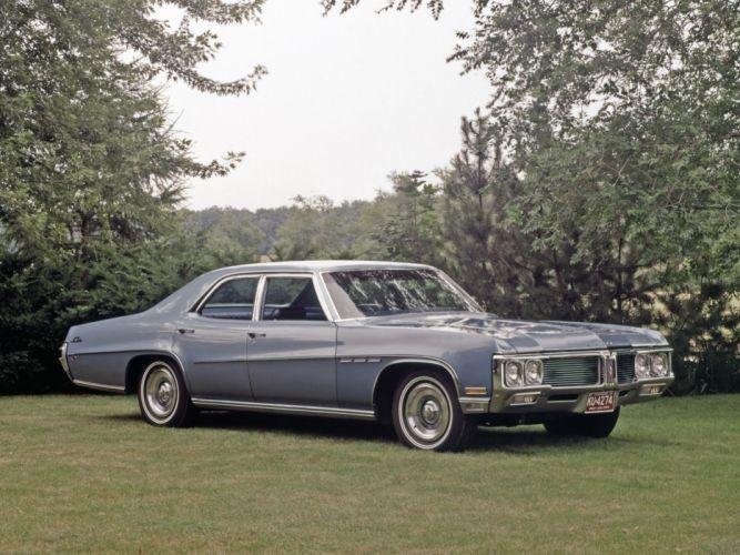 1970 Buick LeSabre Sedan (45269) classic f wallpaper