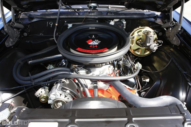 1970 Chevrolet El Camino S-S classic pickup muscle engine h wallpaper