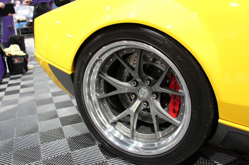 1971 De Tomaso Pantera supercar De-Tomaso wheel     g wallpaper