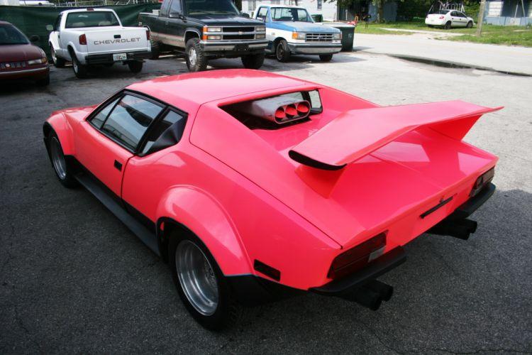 1972 De Tomaso Pantera GT5 supercar De-Tomaso t wallpaper