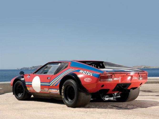 1974 De Tomaso Pantera supercar race racing De-Tomaso f wallpaper