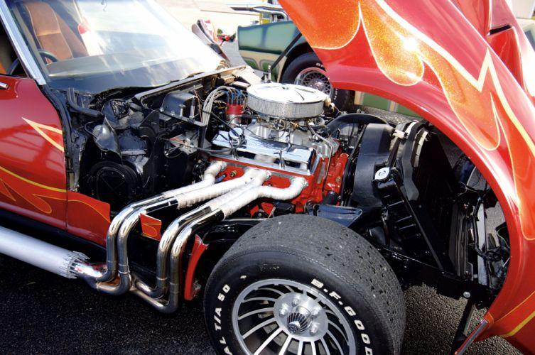 1978 Chevrolet Corvette Stingray Roadster (C-3) hot rod rods muscle concept custon supercar engine h wallpaper