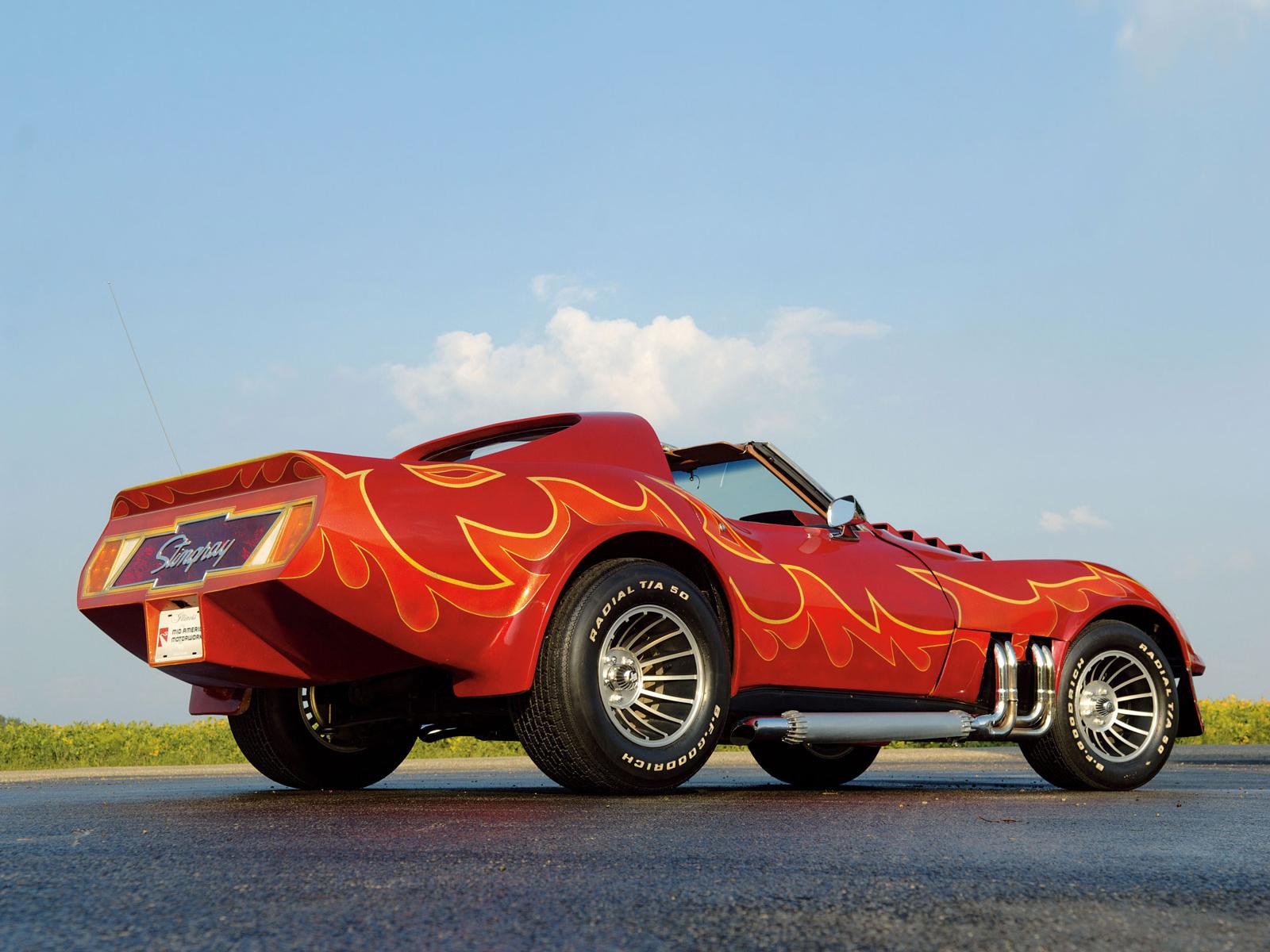 1978 Chevrolet Corvette Stingray Roadster (C-3) hot rod ...
