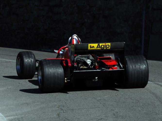 1984 Ferrari 126C4 formula f-1 race racing wheel f wallpaper