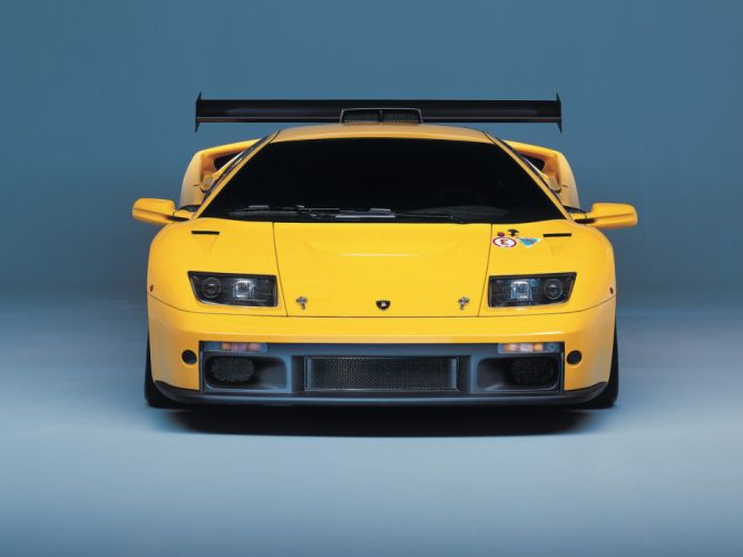 2000 Lamborghini Diablo GTR supercar ds wallpaper