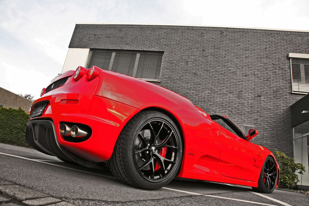 2009 Wimmer RS Ferrari F430 Scuderia supercar wheel   g wallpaper