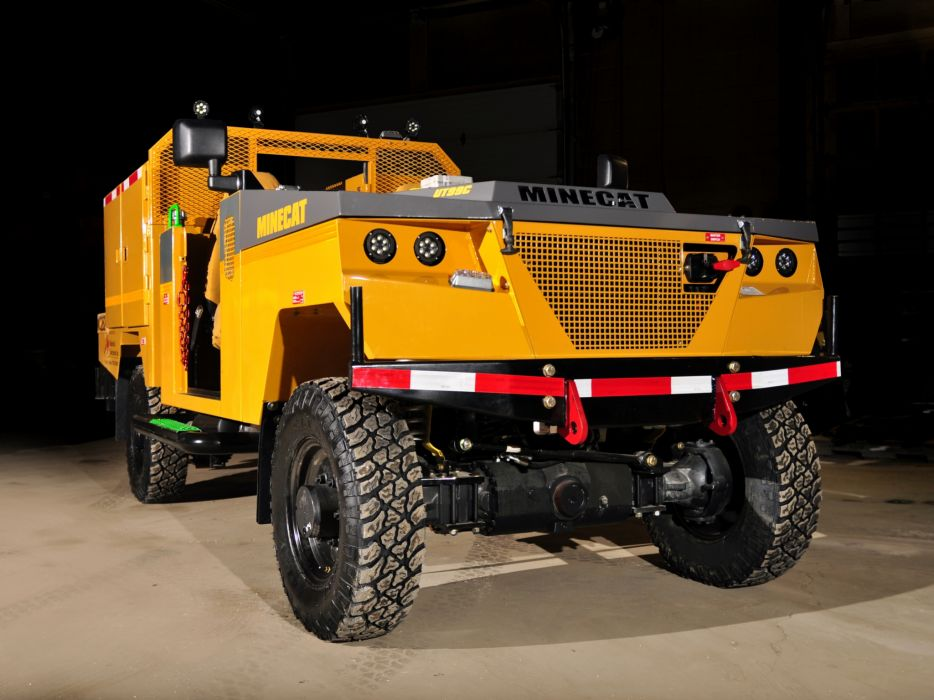 2012 Minecat UT99C quarry pickup 4x4 wheel    y wallpaper