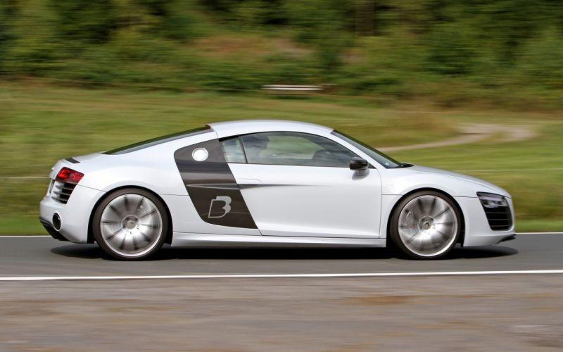 2013 BB-Automobiltechnik Audi R8 V10 plus supercar r-8 tuning g wallpaper