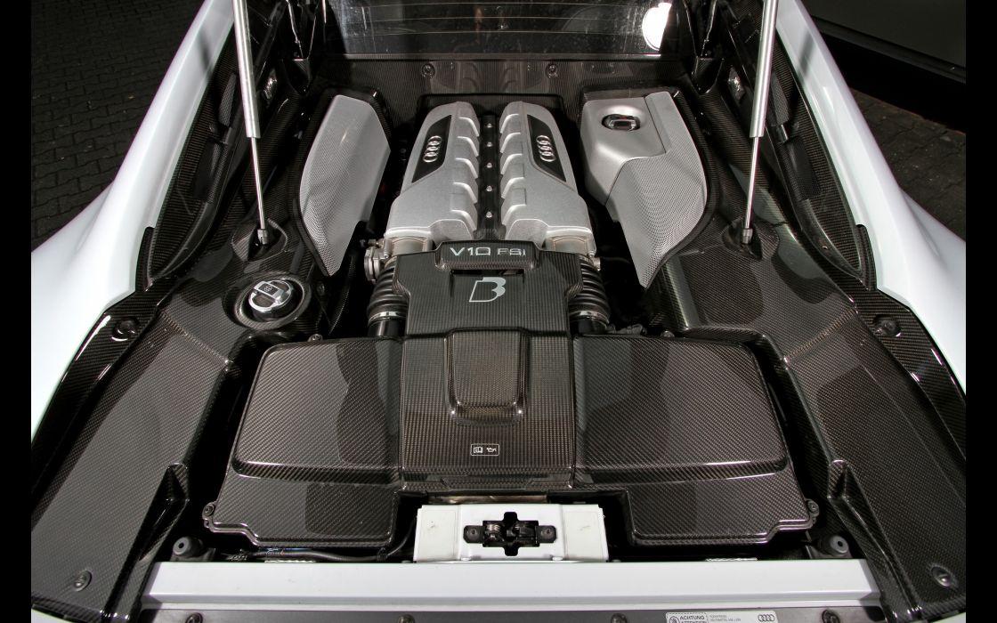 2013 BB-Automobiltechnik Audi R8 V10 plus supercar r-8 tuning engine    g wallpaper