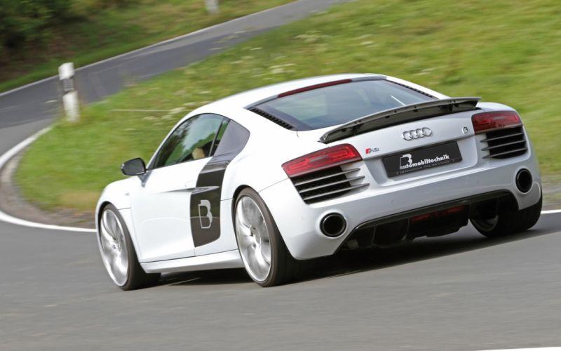 2013 BB-Automobiltechnik Audi R8 V10 plus supercar r-8 tuning gd wallpaper