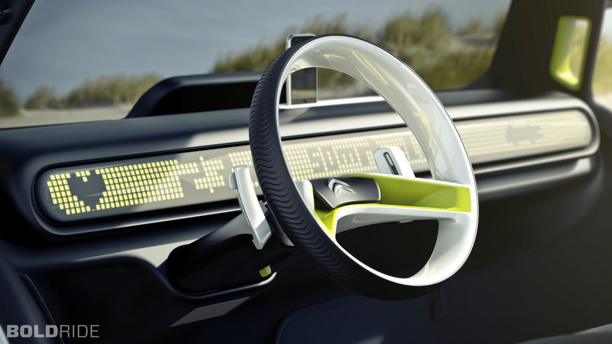 2013 Citroen Lacoste Concept interior    f wallpaper