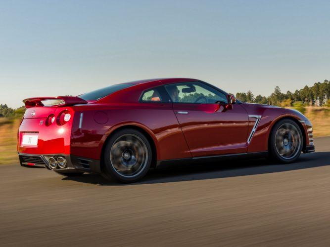 2013 Nissan GT-R JP-spec (R35) supercar g wallpaper