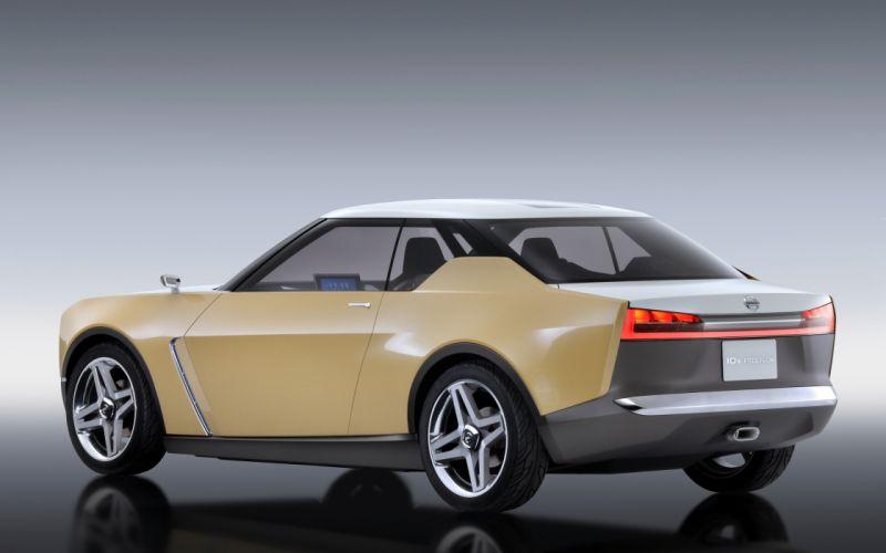 2013 Nissan IDx Freeflow Concept fs wallpaper