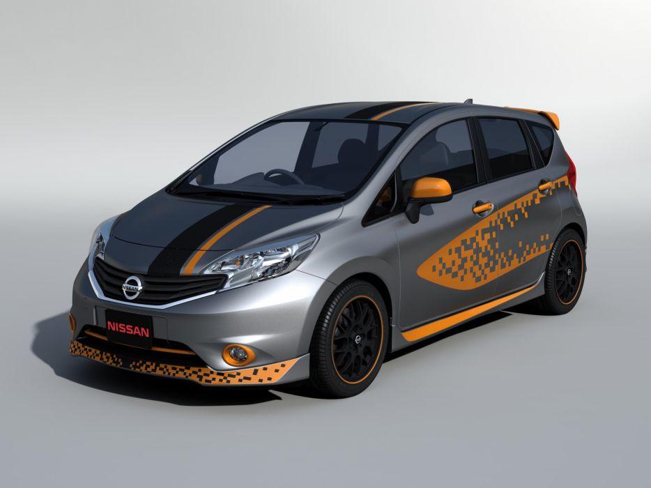 2013 Nissan Note Personalization Concept (E12) wallpaper