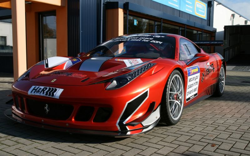 2013 racing-one Ferrari 458 Competition supercar tuning race racing h wallpaper