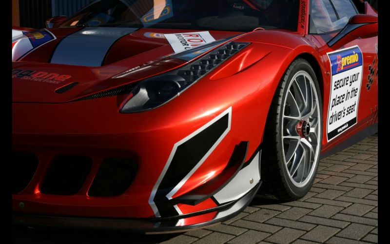 2013 racing-one Ferrari 458 Competition supercar tuning race racing wheel g wallpaper