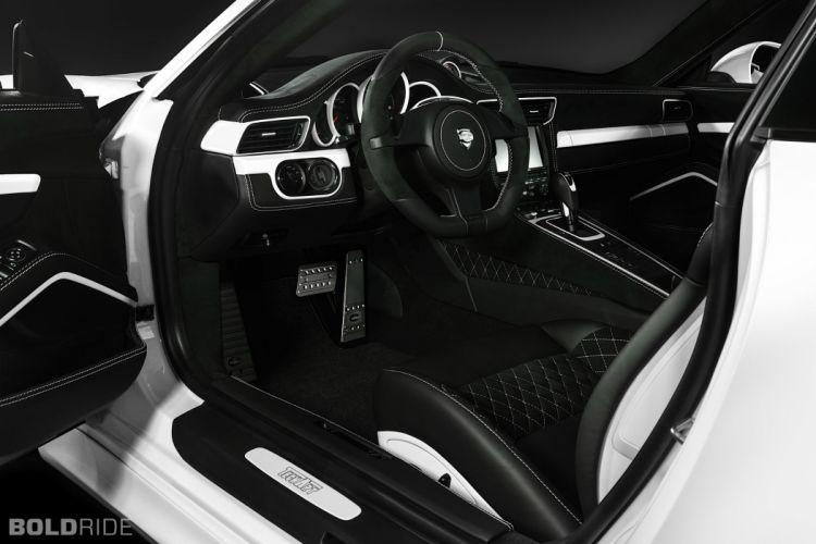 2013 TechArt Porsche 911 Carrera 4 tuning interior f wallpaper