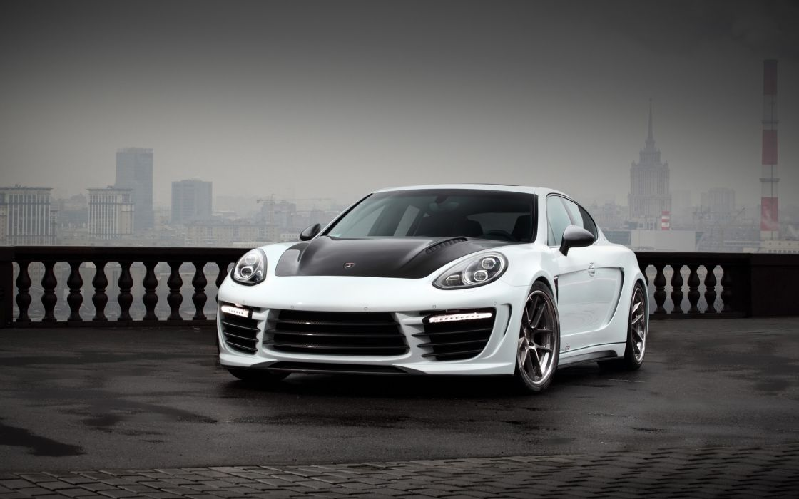 2014 TopCar Porsche Panamera Stingray GTR tuning   j wallpaper