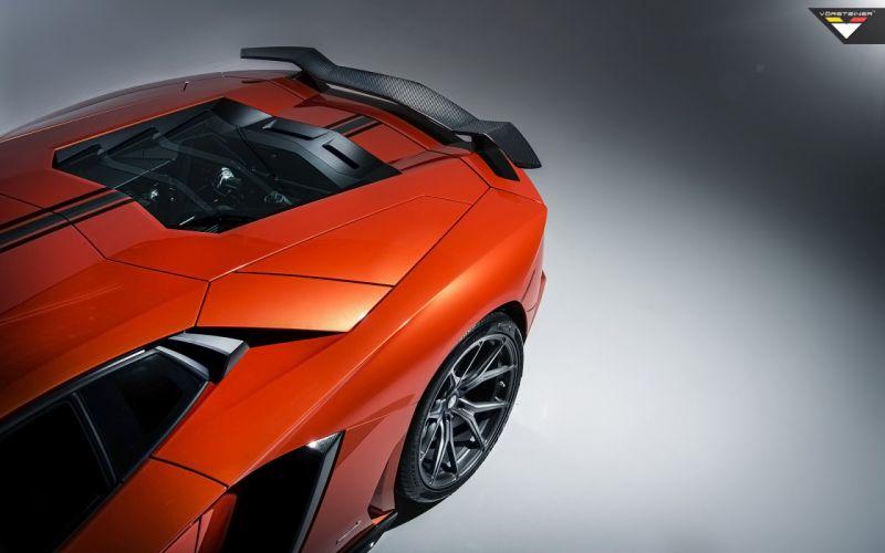 2014 Vorsteiner Lamborghini Aventador V LP-740 supercar h wallpaper