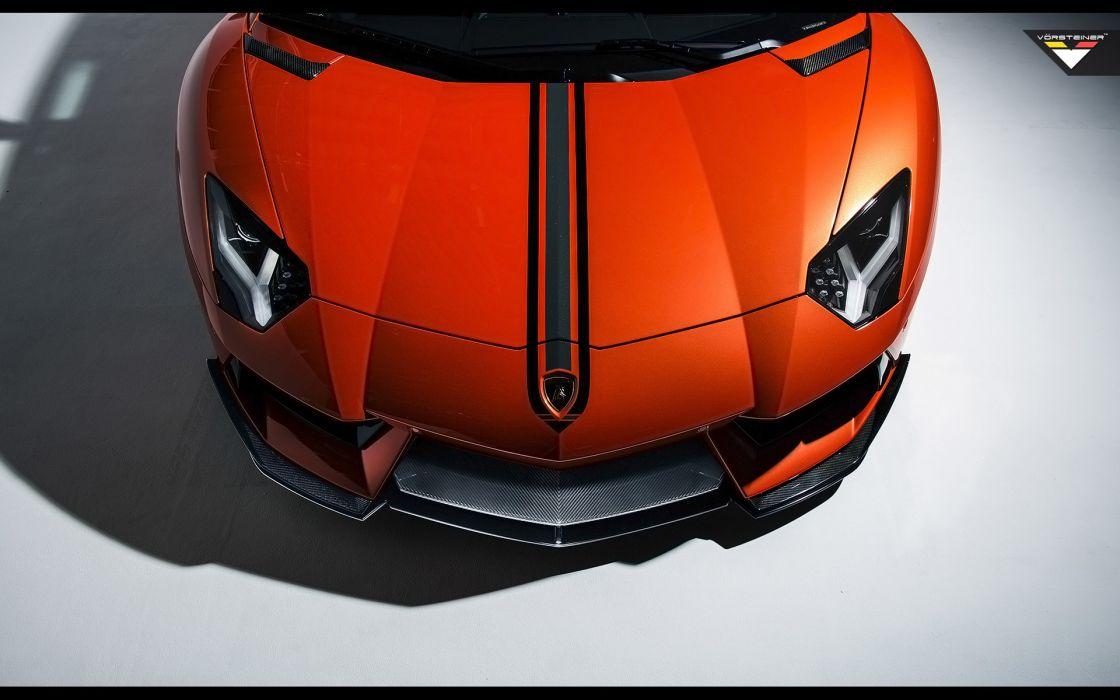 2014 Vorsteiner Lamborghini Aventador V LP-740 supercar   y wallpaper