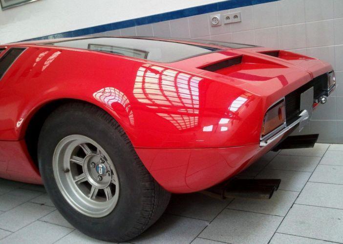 De Tomaso Mangusta supercar De-Tomaso fg wallpaper