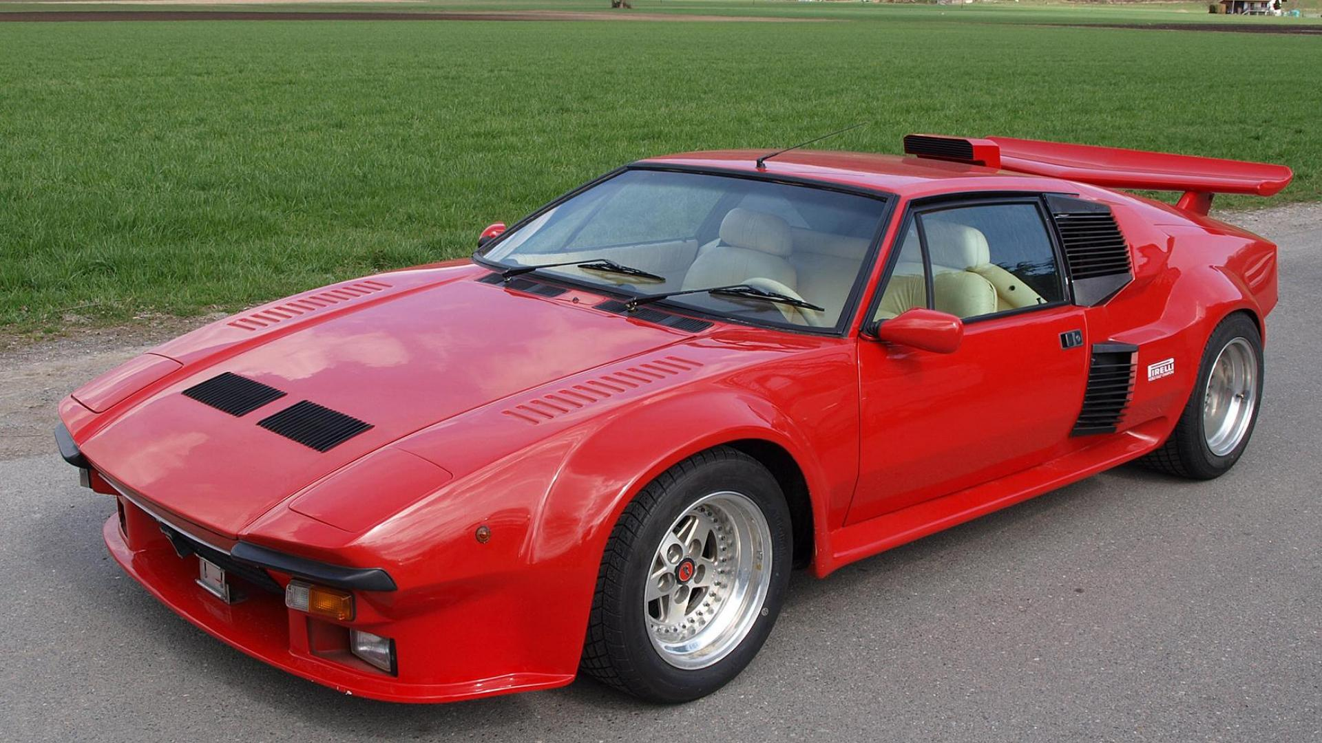 De Tomaso Pantera posters news and videos on your
