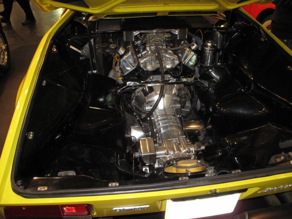 De Tomaso Pantera supercar De-Tomaso engine    k wallpaper