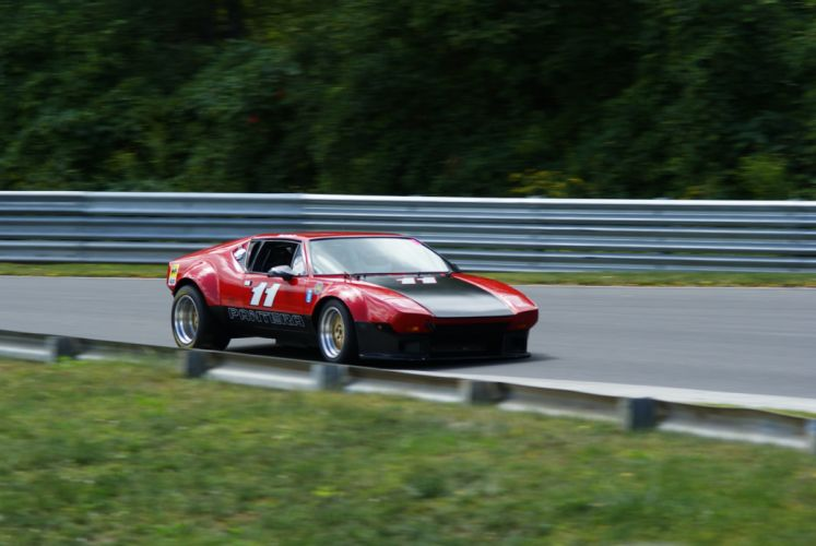 De Tomaso Pantera supercar De-Tomaso race racing h wallpaper