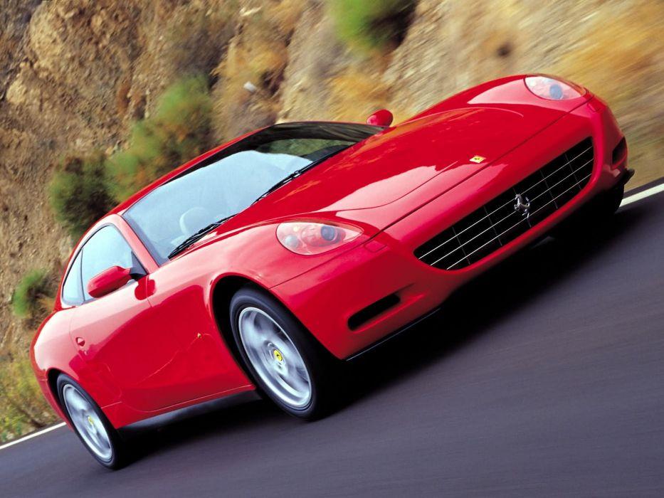 Ferrari 612 Scaglietti supercar    g wallpaper