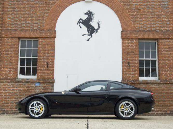 Ferrari 612 Scaglietti supercar r wallpaper