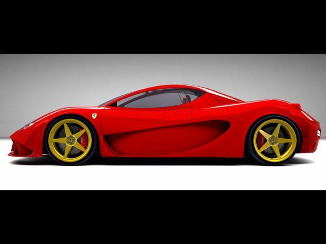 Ferrari Testarossa supercar f wallpaper