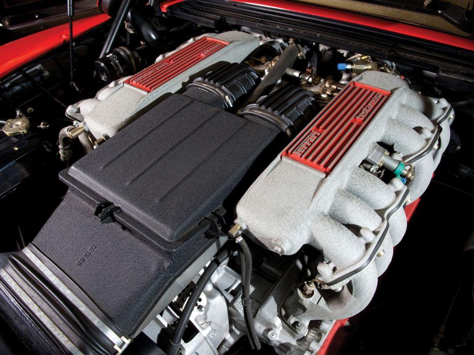 Ferrari Testarossa supercar engine g wallpaper