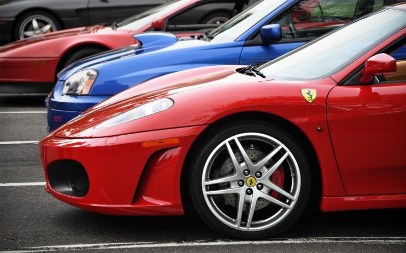 Ferrari Testarossa supercar wheel fs wallpaper