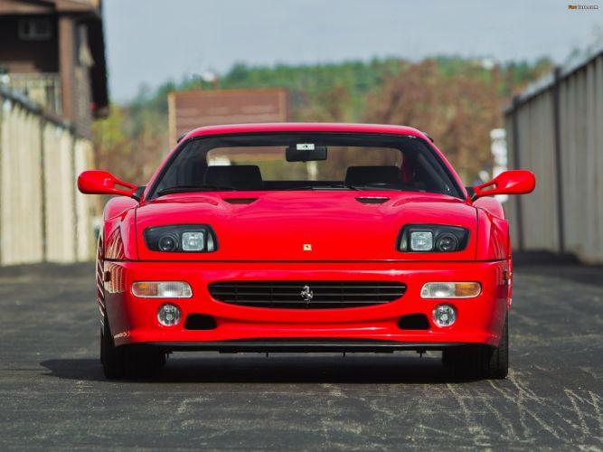 Ferrari Testarossa supercar th wallpaper