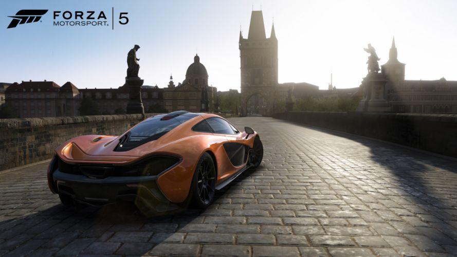 Forza 5 - McLaren P1 wallpaper