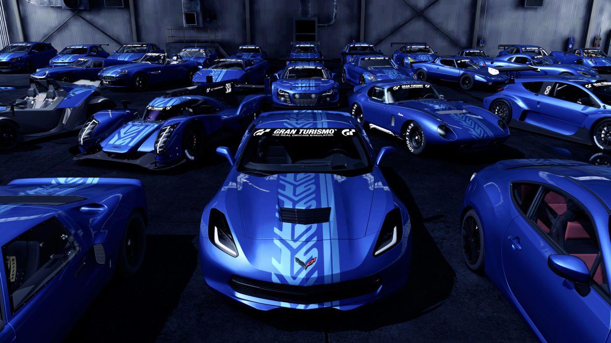 Gran Turismo 6 wallpaper