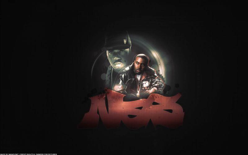 NAS rapper rap hip hop r wallpaper