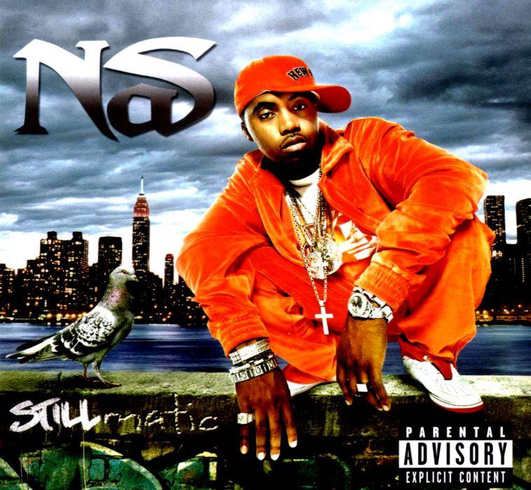 NAS rapper rap hip hop poster   t wallpaper