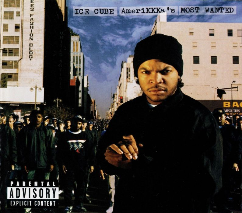 ICE CUBE Gangsta Rapper Rap Hip Hop Poster E Wallpaper