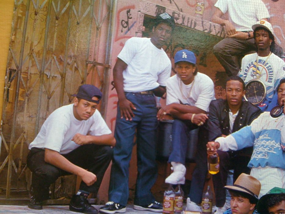 NWA rap rapper gangsta hip hop     rw wallpaper