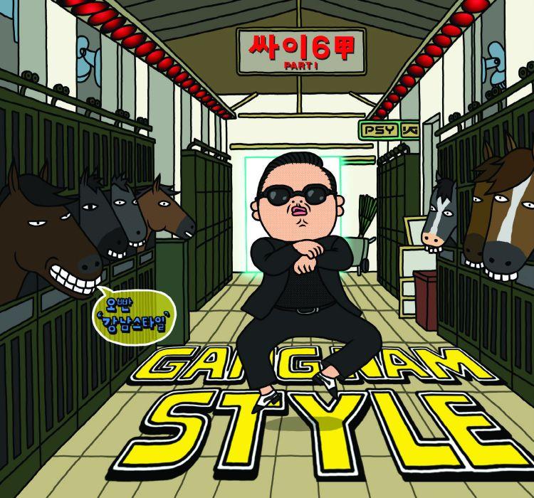 PSY gangnam style korean singer songwriter rapper dancer pop dance poster     ew wallpaper