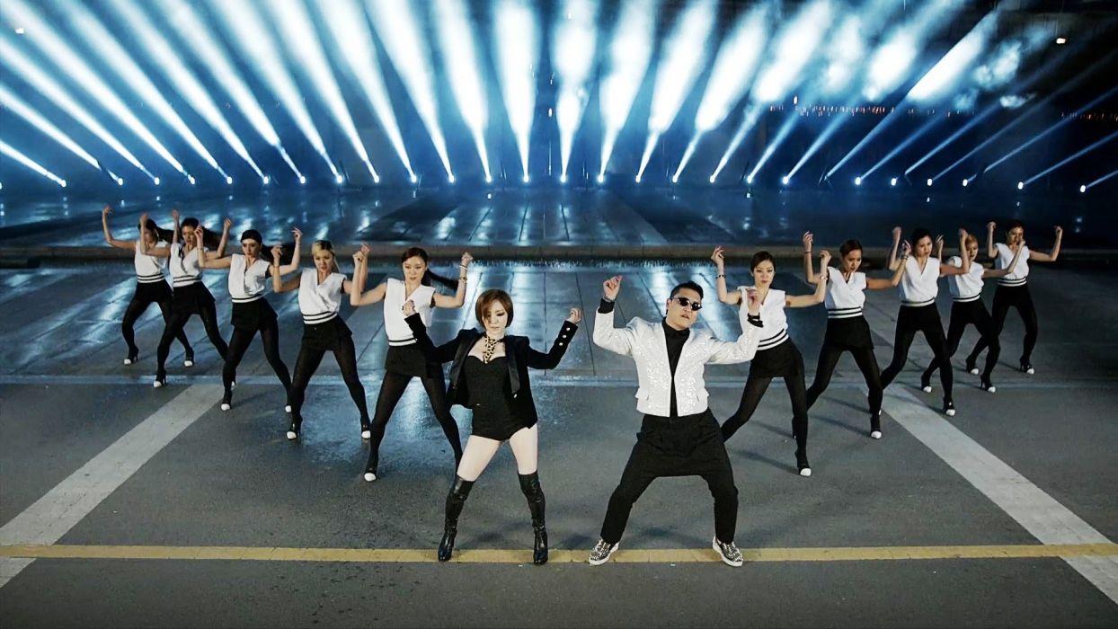 PSY gangnam style korean singer songwriter rapper dancer pop dance     f wallpaper