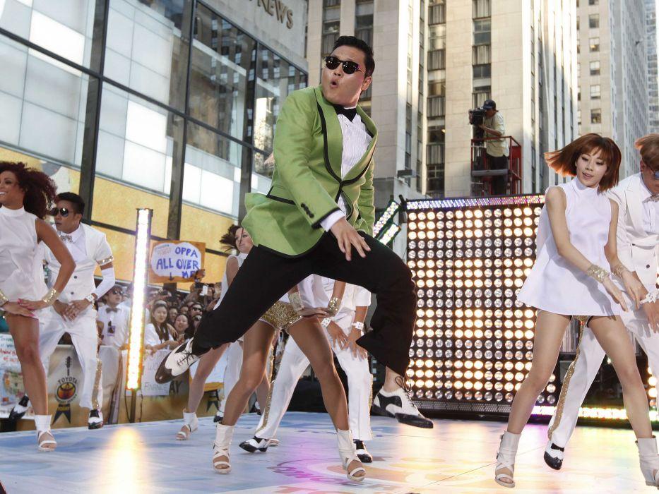 PSY gangnam style korean singer songwriter rapper dancer pop dance  d wallpaper