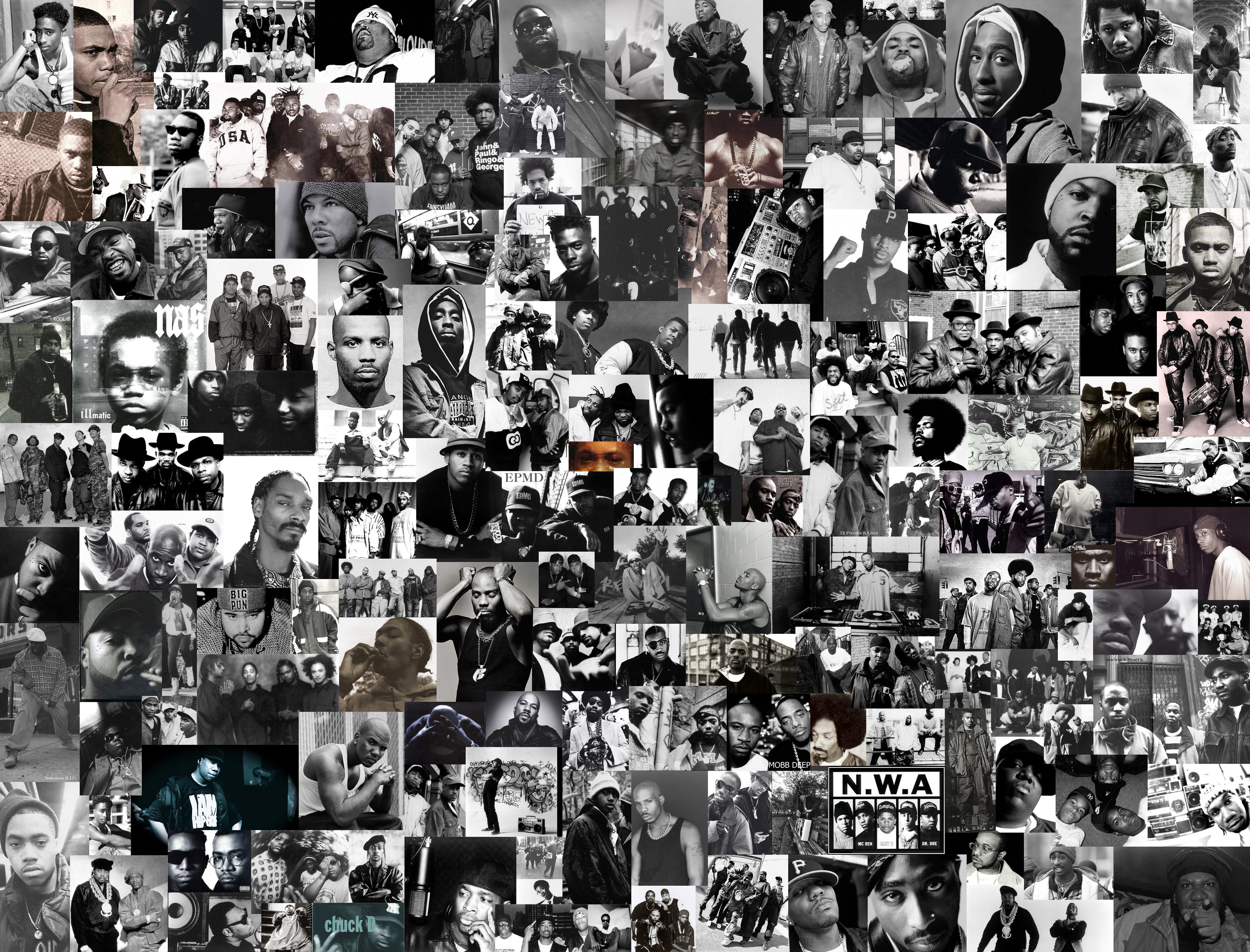 wallpaper rapper