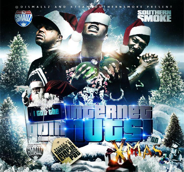 gangsta rapper rap hip hop christmas      v wallpaper