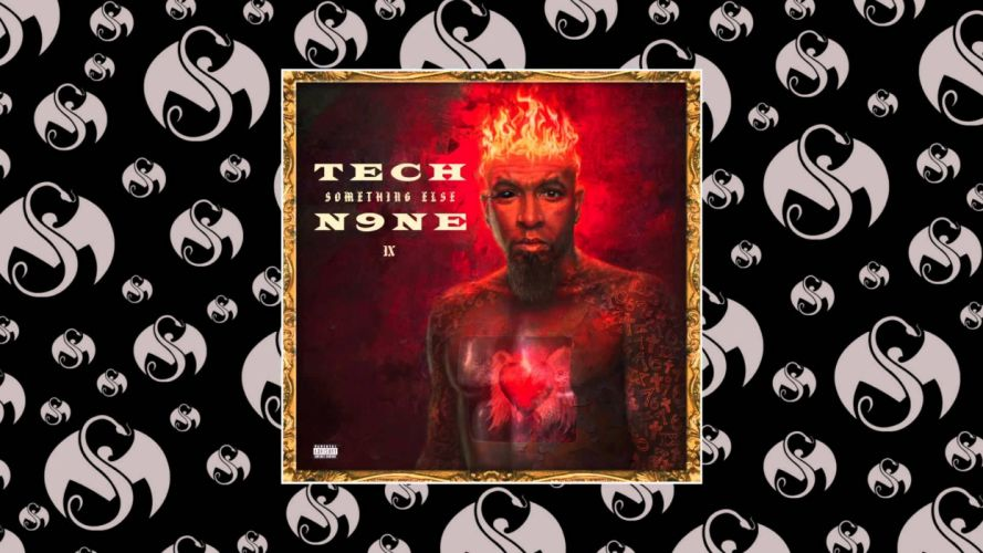 TECH N9NE gangsta rapper rap hip hop eu wallpaper