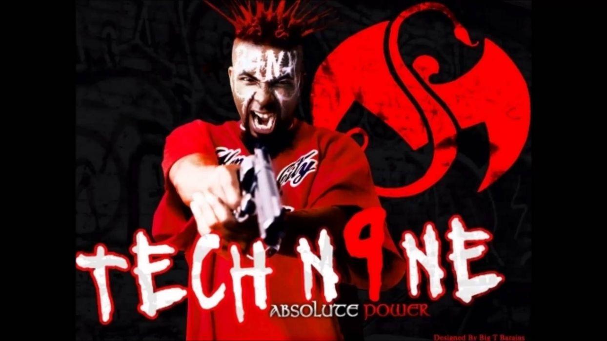 TECH N9NE gangsta rapper rap hip hop   w wallpaper