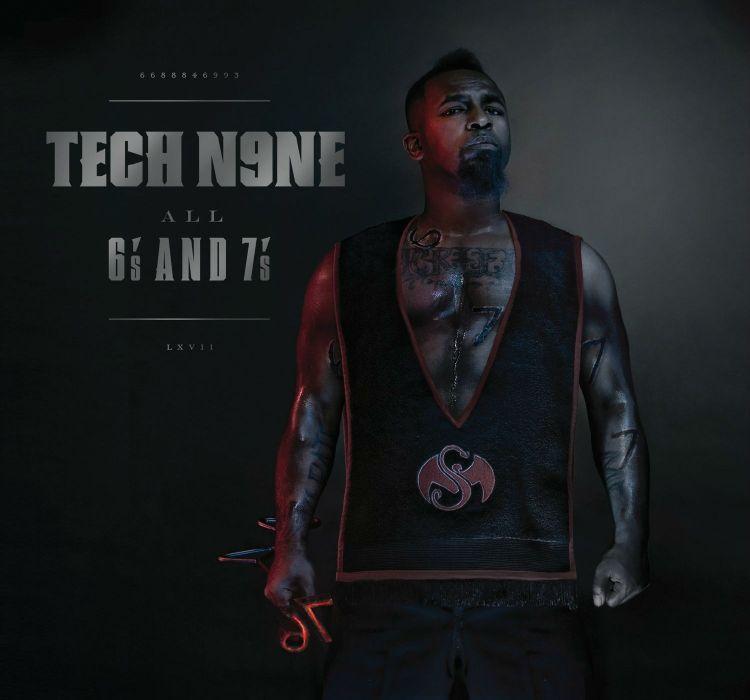 TECH N9NE gangsta rapper rap hip hop   ei wallpaper