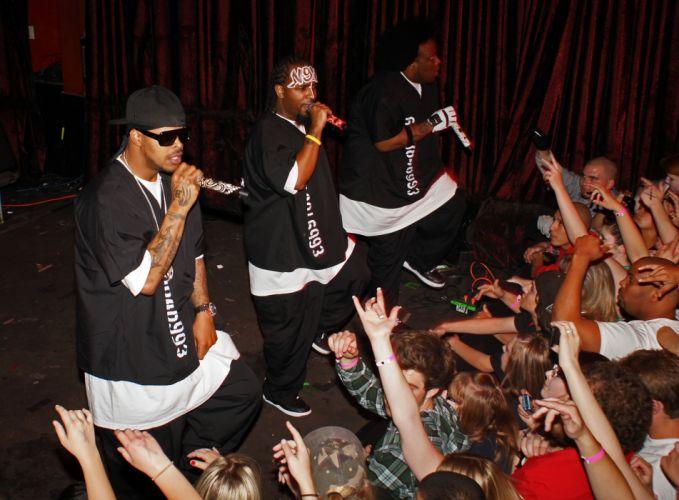 TECH N9NE gangsta rapper rap hip hop concert microphone h wallpaper