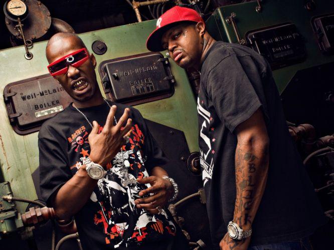 THREE 6 MAFIA gangsta rap rapper hip hop rw wallpaper